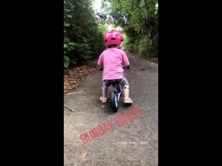 Gustav Schäfer Instagram Stories (09.09.2018): 🚴 🚴 🚴 Воскресный велосипедист