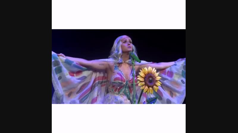 Katy Perry — By The Grace Of God (Live)