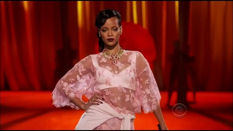 Rihanna Phresh Out The Runway Victorias Secret 1080P HD