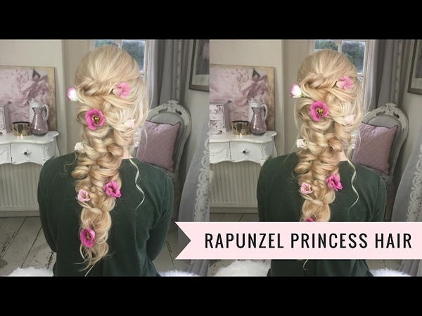 Rapunzel Princess Hair By SweetHearts Hair