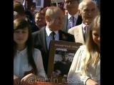 Владимир Путин принял участие в шествии региональной патриотической общественной организации «Бессмертный полк – Москва».