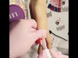 Процесс создания красивого маникюра
