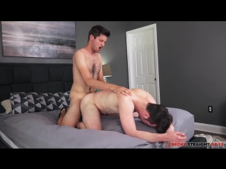 [broke straight boys] hairy raw muscles