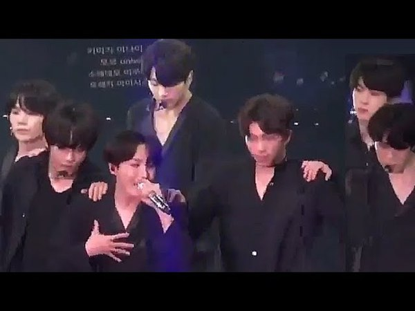BTS Don't Leave Me live Fanmeeting Vol.4 Day1 Japan Happy Ever After (방탄소년단) 防弾少年团