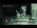 Dark Souls 2 SotFS, Champion's Covenant, SL 1, NG (Flexile Sentry)