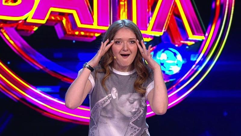 Comedy Баттл Суперсезон Саша 2 тур 19 09 2014