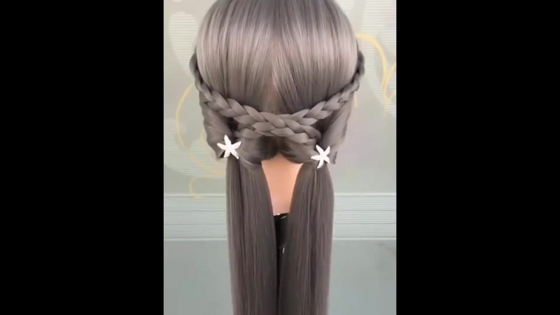 26 Braided Back To School HEATLESS Hairstyles! 🌺 Best Hairstyles for Girls _ Part 27