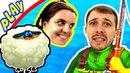 Появление ОВЕЧЕК и РЫБАЛКИ в Городе МЕЧТЫ БолтушкИ и ПРоХоДиМЦа! 73 Игра для Детей - Township
