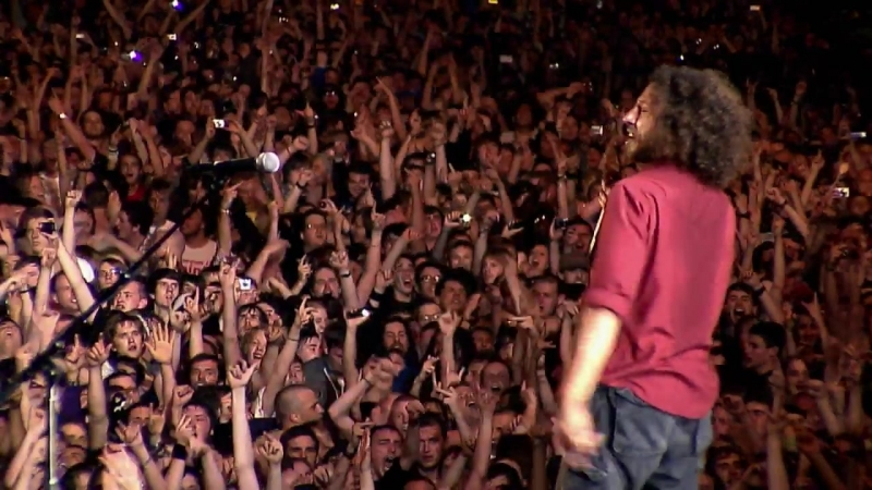 Rage Against The Machine - Killing In The Name. (Live At Finsbury Park, London).