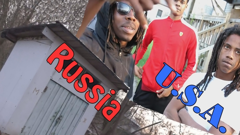 Russia's richest oil region looks much worse than the poorest Chicago neighborhood. Самый бедный район Чикаго и великая Россия.