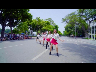 [KPOP IN PUBLIC CHALLENGE] Red Velvet 레드벨벳 Power Up Dance Cover From Vietnam