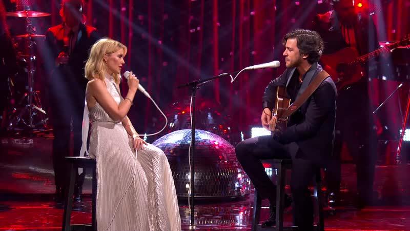 Kylie Minogue feat Jack Savoretti Musics Too Sad Without You Michael McIntyres Big Show S04E02 BBC One HD 24Nov2018