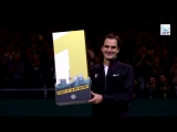 Federer No. 1