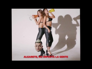 J. Balvin, Jowell Randy - Bonita (Remix) ft. Nicky Jam, Wisin, Yandel, Ozuna