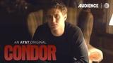 Condor Season 1 Finale Marty &amp Joe in Cabin 1 AT&ampT AUDIENCE Network