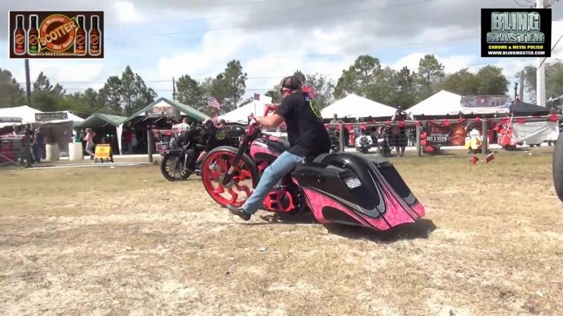Daytona Bike Week - Battle of the Baggers, Bike Rally