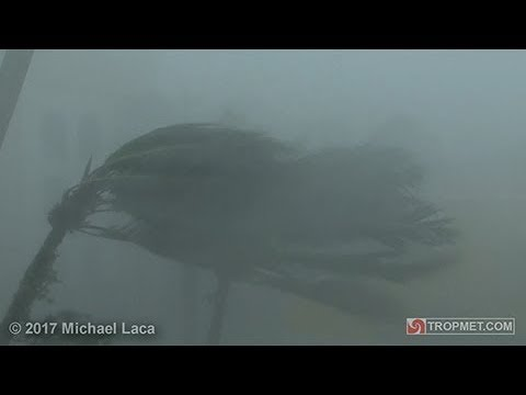 Hurricane IRMA - Naples, Florida - September 10, 2017