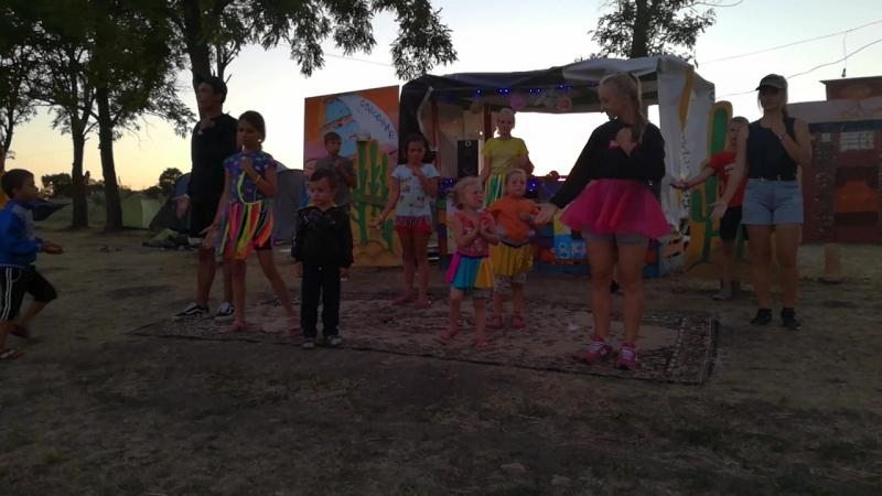 Танец Моанны
