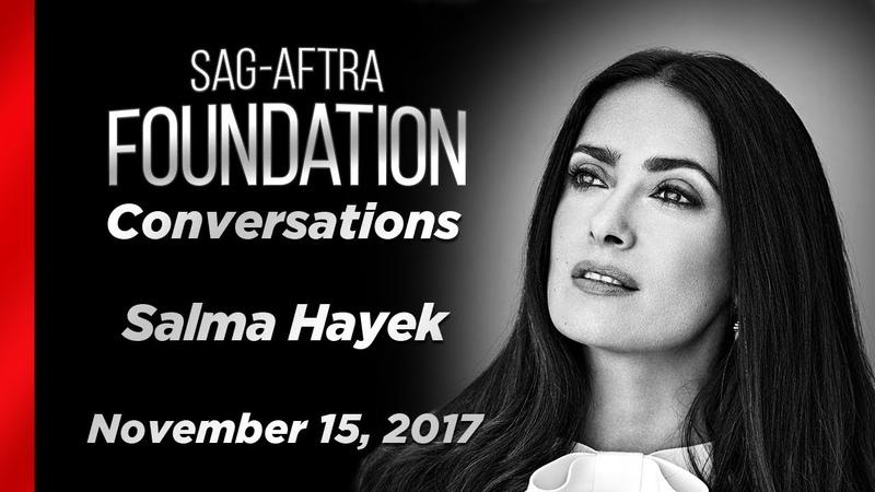 Conversations with Salma Hayek