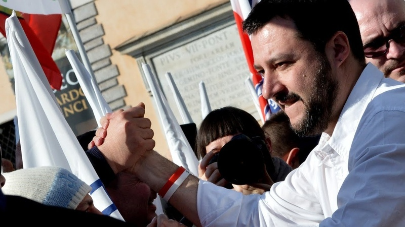 New Italian govt tells illegal migrants Pack your bags!