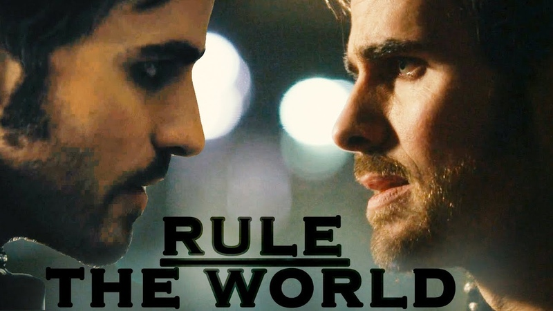 Killian Hook || Rule The World [AU]