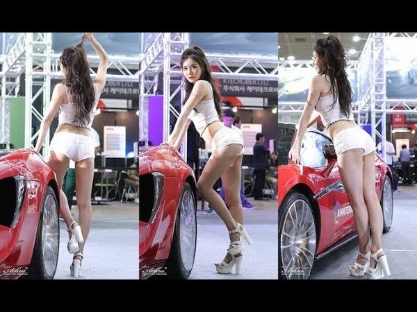 2018 오토살롱(autosalon) 아마테라스(amateras) 한가은 (alice 韩佳恩) 포토타임1 60P 직캠 fancam by Athrun