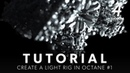 Create a OCTANE Light Rig 1 Cinema 4D Tutorial