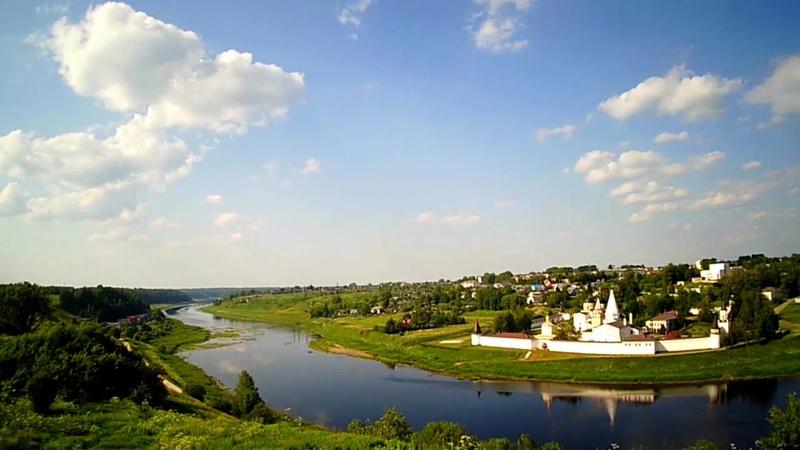 Старица 18 19 июня Волга Свято Успенский монастырь