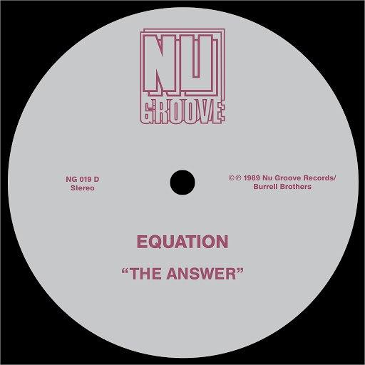 Equation альбом The Answer