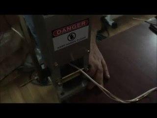 Ручной станок для разделки кабеля M-25
