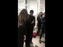 Ани Лорак на вечеринке в честь первого приезда в Россию дизайнера Питера Дугласа, 15-12-2017 2.mp4