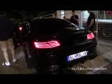 BRABUS 700 S63 AMG 5.5 V8 Biturbo - Start, LOUD Revs, Accelerations