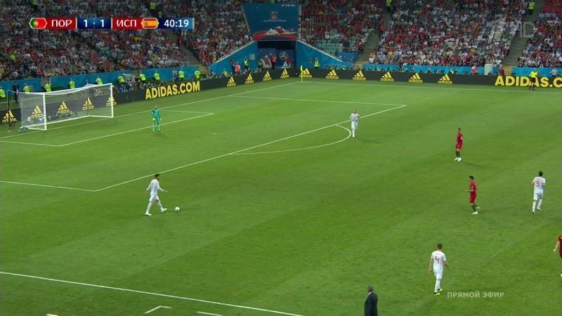 Футбол. Чемпионат мира 2018. Португалия-Испания 15.06.2018