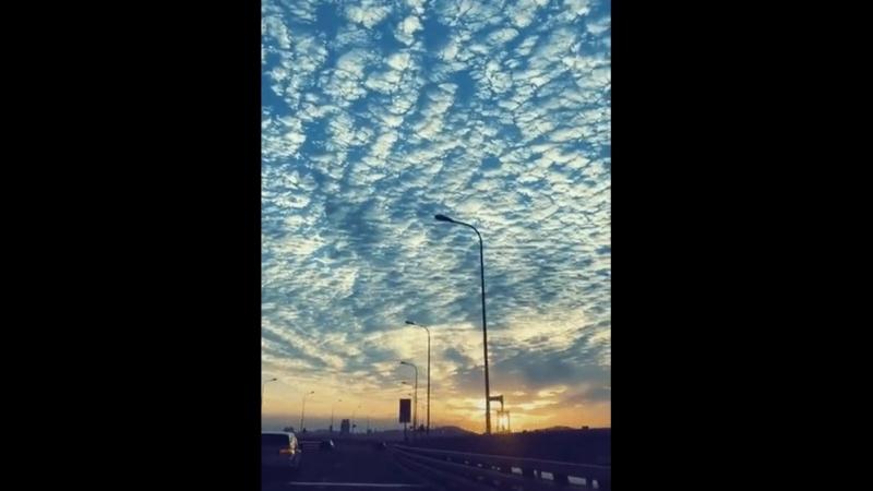 Безумно красивое небо