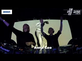 Anna Lee & Natalie Gioia - Club Styles Fest - Trance Edition vol.2 @ Kiev, Sentrum