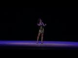 Долганова Екатерина - первая песня