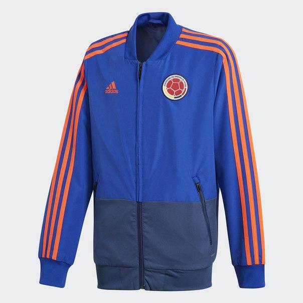 Парадная куртка сборной Колумбии