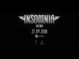 INSOMNIA- The Ark - Launch Trailer