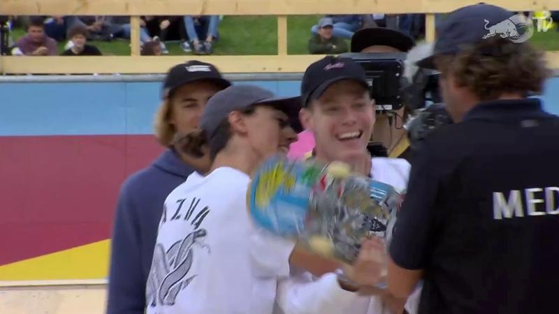 ANOTHER mindblowing winning run from Jake Ilardi at Red Bull Rollercoaster