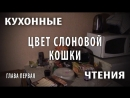 Читаем. Ольга Миклашевская Цвет слоновой кошки, глава первая.