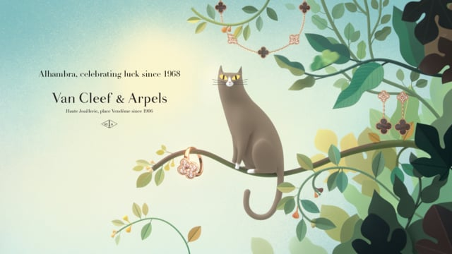 Van Cleef Arpels - Alhambra directed by Burcu Geoffrey