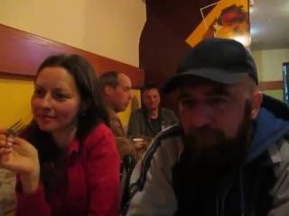 Одно из последних видео с участием Володи Стрельцова (Встреча участников археологических раскопок в Летнем Саду, 27.05.2017)
