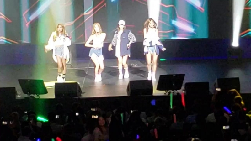 180609 - EXID - UpDown - kpop summer nights