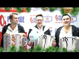 Сергей Войтенко и группа «Баян Микс» поздравляют с Новым годом!