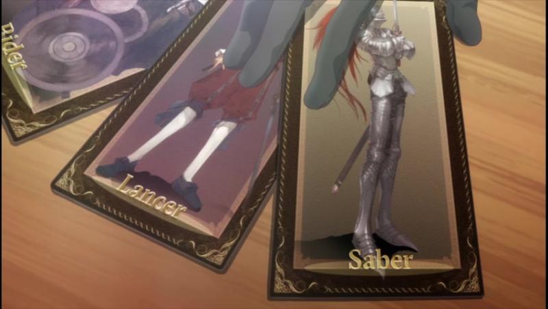 Судьба: Девочка волшебница Илия(4 сезон 4 серия)