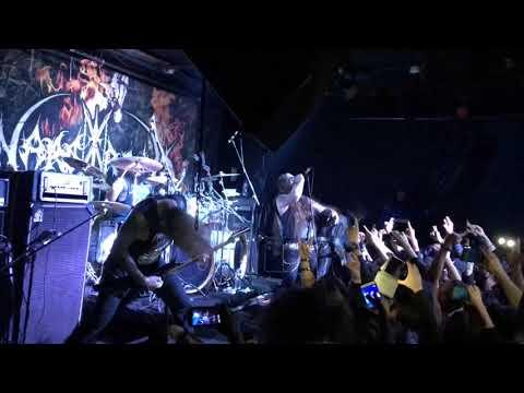 Nargaroth - Black Metal ist Krieg (Live in Bogota, Colombia - 16/3/2018)