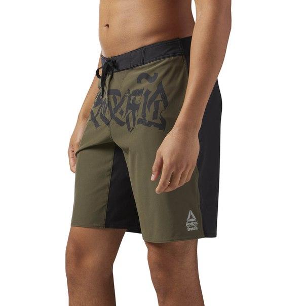 Спортивные шорты Reebok CrossFit Pokras Lampas