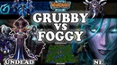 Grubby   Warcraft 3 TFT   1.30   UD v NE on Terenas Stand - GRUBBY vs FOGGY