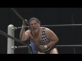 Makoto Oishi vs. Antonio Honda (DDT Live! Maji Manji #15)