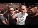 Хозяева Украины нацимартышки разгромили лавки грузин на рынке Лесной